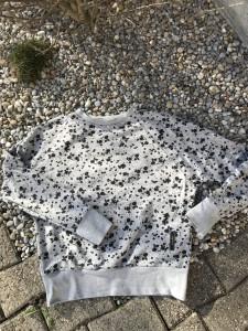 "Ladys Sweater ""blob"""